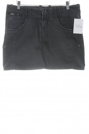Tommy Hilfiger Denim Jeansrock graublau Casual-Look