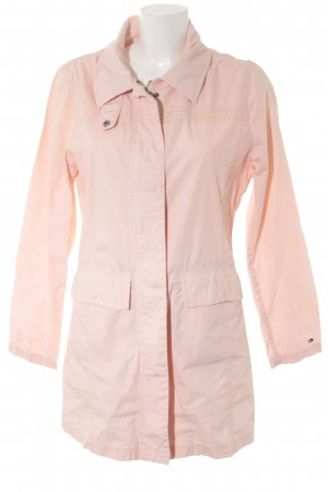 Tommy Hilfiger Denim Lange Jacke rosé Casual-Look