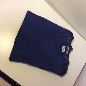 TOMMY HILFIGER DENIM - Marine blauer Pullover