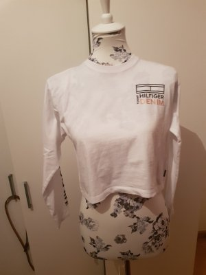 Tommy Hilfiger Blouse white-black