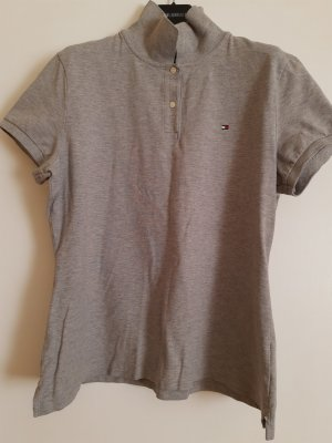Tommy Hilfiger Camiseta tipo polo color plata-gris