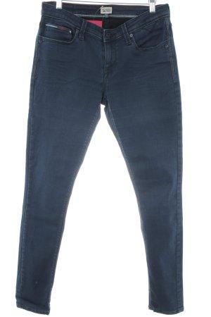 Tommy Hilfiger Denim Tube Jeans steel blue casual look