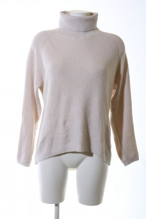 Tommy Hilfiger Denim Turtleneck Sweater natural white casual look