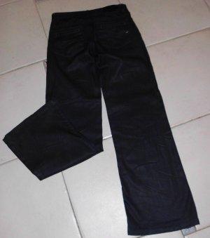 Tommy Hilfiger Denim Jeans a zampa d'elefante blu scuro Cotone