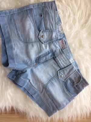 Tommy Hilfiger Denim Shorts 36 S blau