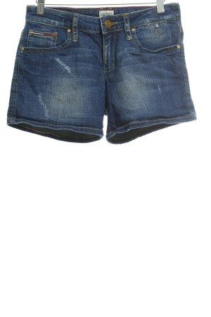 Tommy Hilfiger Denim Shorts steel blue casual look