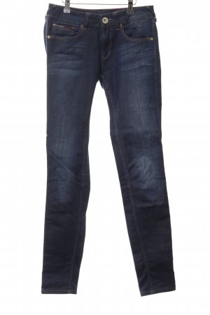 Tommy Hilfiger Denim Skinny jeans blauw casual uitstraling