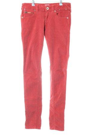 Tommy Hilfiger Denim Skinny Jeans pink Casual-Look