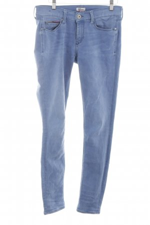 Tommy Hilfiger Denim Skinny Jeans blau Casual-Look