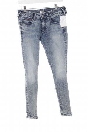 Tommy Hilfiger Denim Skinny Jeans blau Casual-Look