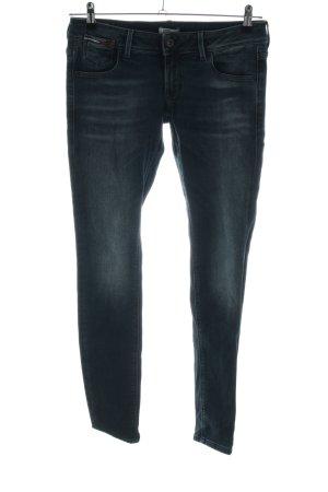 Tommy Hilfiger Denim Skinny Jeans hellgrau Casual-Look