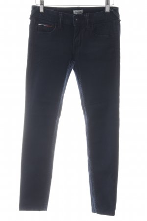 Tommy Hilfiger Denim Skinny jeans donkerblauw casual uitstraling