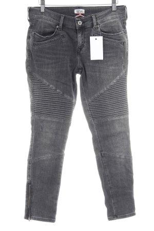 Tommy Hilfiger Denim Skinny Jeans dunkelgrau Casual-Look