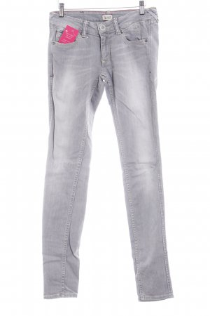 Tommy Hilfiger Denim Jeans skinny grigio stile casual