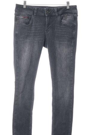 Tommy Hilfiger Denim Skinny Jeans grau Casual-Look