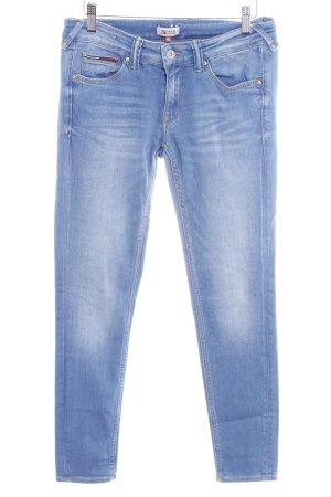 Tommy Hilfiger Denim Skinny Jeans himmelblau Casual-Look