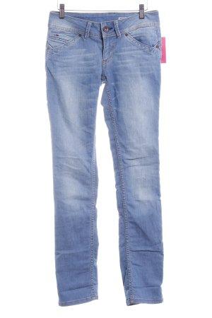 Tommy Hilfiger Denim Jeans skinny bleuet Aspect de jeans