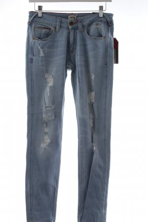 """Tommy Hilfiger Denim Skinny Jeans """"Sophie"""" hellblau"""
