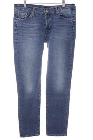Tommy Hilfiger Denim Skinny Jeans stahlblau Casual-Look
