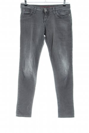 Tommy Hilfiger Denim Slim Jeans hellgrau Casual-Look