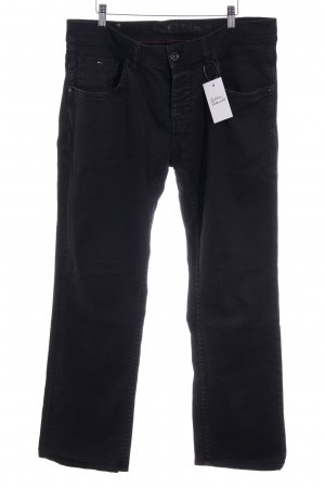 Tommy Hilfiger Denim Slim jeans zwart casual uitstraling