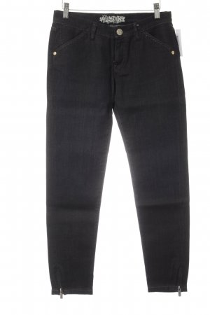 Tommy Hilfiger Denim Slim Jeans schwarz Jeans-Optik