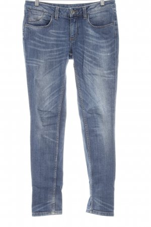 Tommy Hilfiger Denim Slim Jeans stahlblau Casual-Look