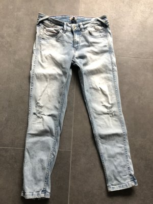 Tommy Hilfiger Denim Jeans 7/8 bleu azur