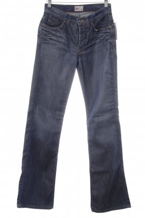 Tommy Hilfiger Denim Jeans stretch bleu foncé style simple