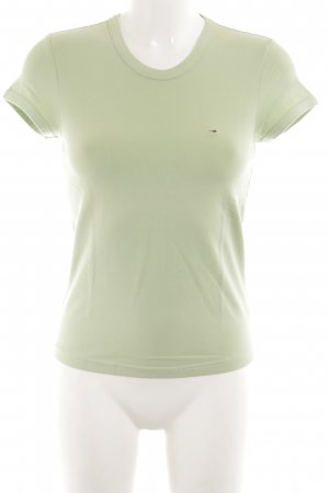 Tommy Hilfiger Denim T-Shirt khaki Casual-Look