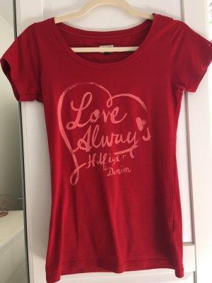 Tommy Hilfiger Denim T-Shirt XS rot