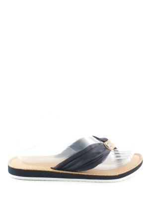 Tommy Hilfiger Dianette sandalen veelkleurig Beach-look