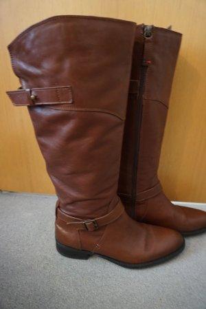 Tommy Hilfiger Winter Boots dark brown-brown