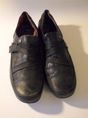 TOMMY HILFIGER Echtleder Sneaker Gr. 40