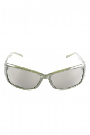 Tommy Hilfiger eckige Sonnenbrille khaki Casual-Look