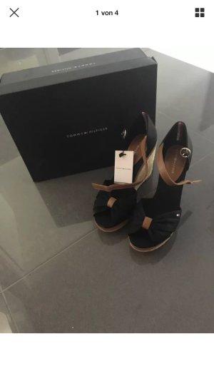 Tommy Hilfiger Espadrille Sandals black