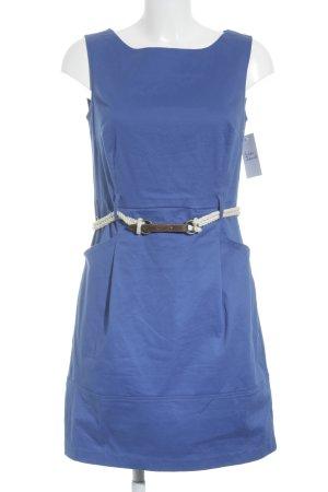 Tommy Hilfiger Etuikleid blau Segel-Look