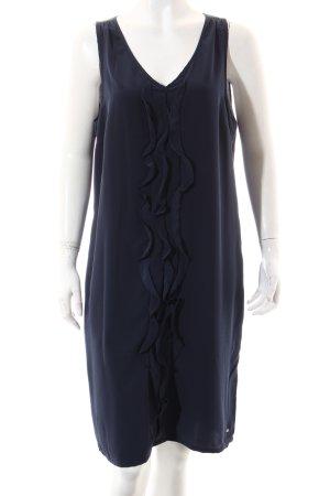Tommy Hilfiger Etuikleid dunkelblau Elegant