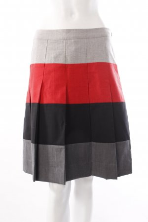 Tommy Hilfiger pleated skirt stripes