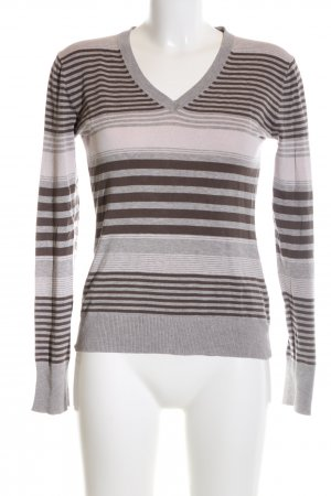 Tommy Hilfiger Fine Knitted Cardigan striped pattern casual look