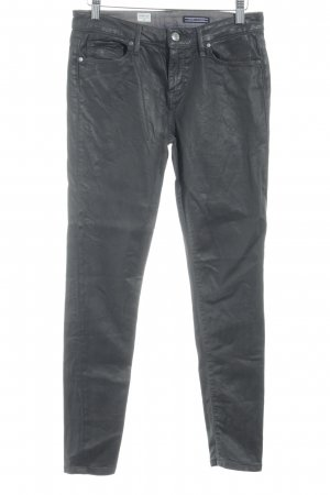 Tommy Hilfiger Five-Pocket-Hose anthrazit Schimmer-Optik