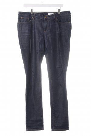 Tommy Hilfiger Five-Pocket-Hose dunkelblau Casual-Look