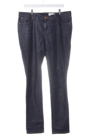 Tommy Hilfiger Five-Pocket-Hose dunkelblau Casual-Look