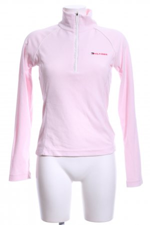 Tommy Hilfiger Fleece Jumper pink casual look