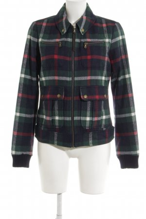 Tommy Hilfiger Flight Jacket check pattern casual look