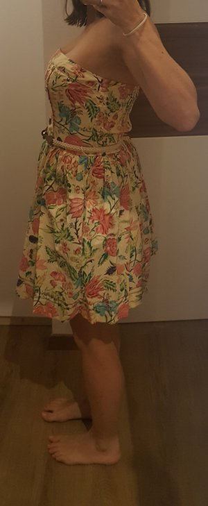 Hilfiger Vestido bustier multicolor Algodón
