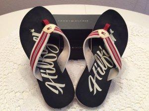 Tommy Hilfiger Flip-Flop Sandals multicolored mixture fibre