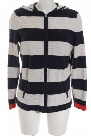 Tommy Hilfiger Golf Softshelljacke Streifenmuster Casual-Look