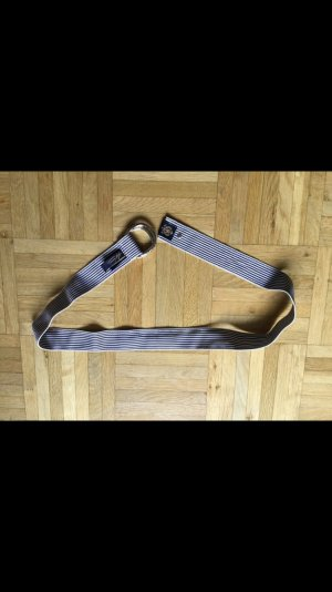 Tommy Hilfiger Belt white-dark blue