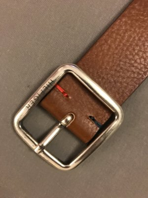 Tommy Hilfiger Belt light brown-brown